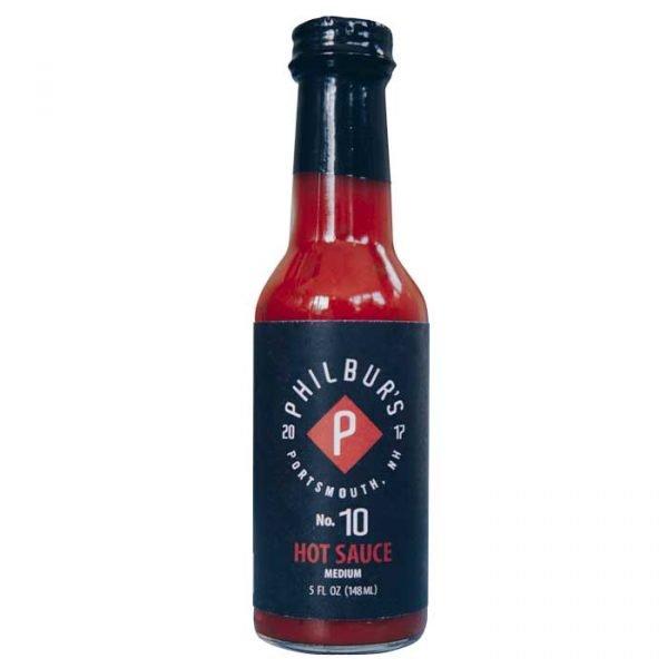 Philbur's No. 10 Hot Sauce